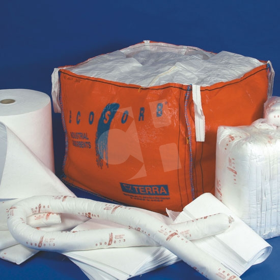 ABSORBENTE ECOSORB OIL R SPILL KIT 500