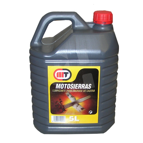 Aceite cadenas motosierra mt 5 litros - Aceite cadena motosierra ...