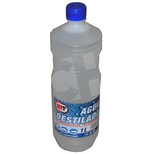 Agua destilada 1 litro - Agua destilada precio ...