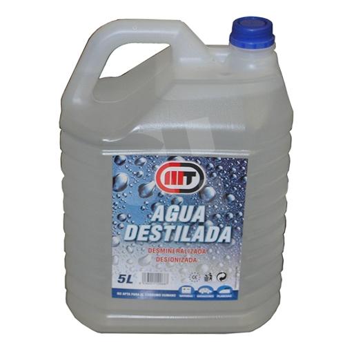 Agua destilada 5 litros - Agua destilada precio ...