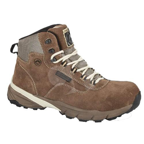 BOTA TREKING ALPES MARRON T-42