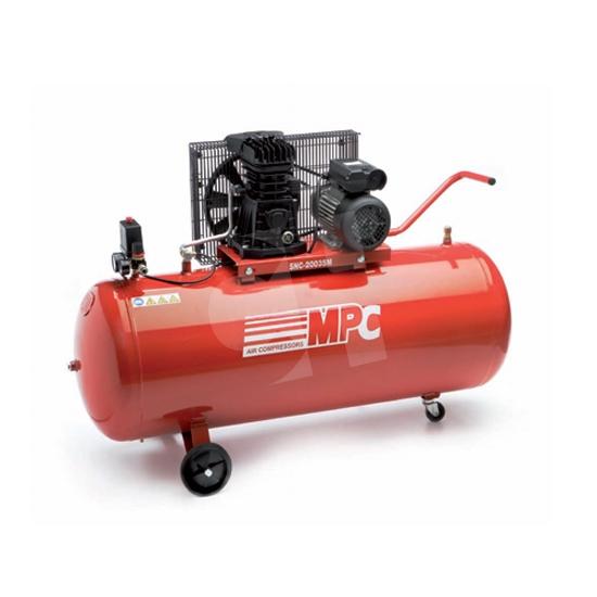 Compresor de 3hp 200l for Compresor de aire bricodepot