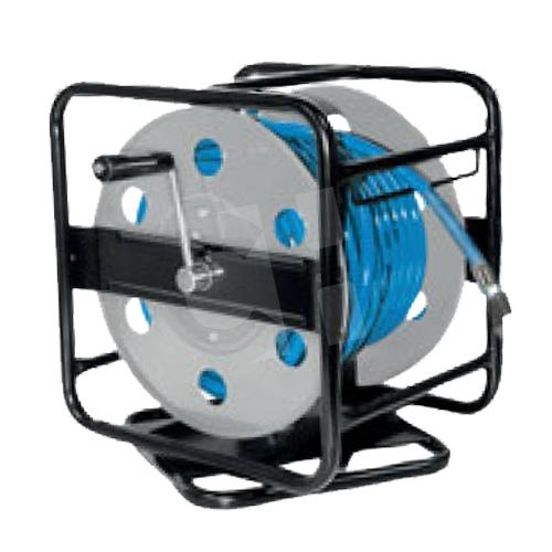 Pin enrollador de manguera 10 mts conexion 14 aircraftsar for Manguera para aire comprimido