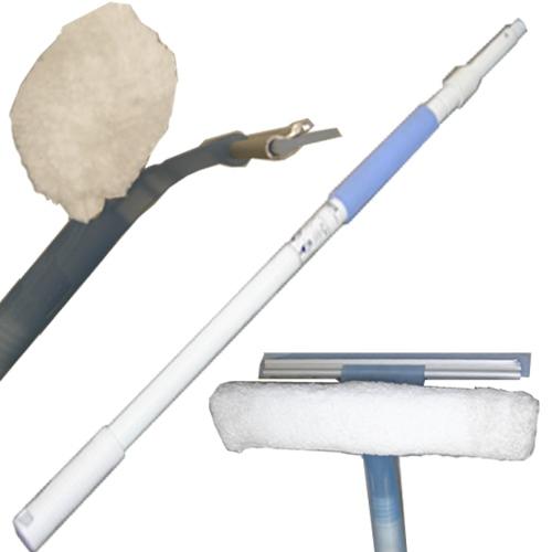 Limpiacristales rever palo extensible - Limpiar cristales grandes ...