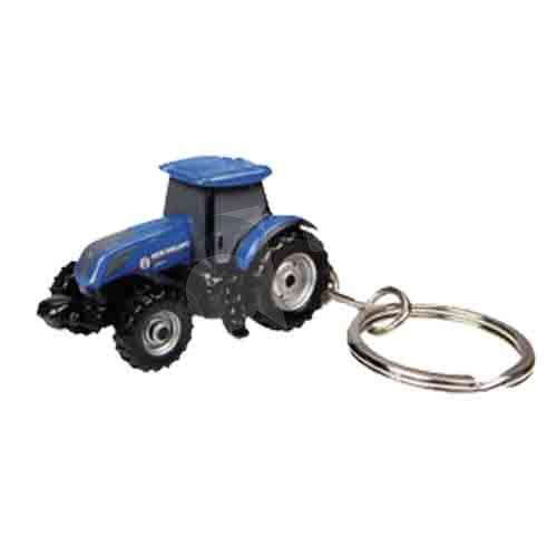 LLAVERO TRACTOR JUGUETE AGRICOLA NEW HOLLAND T7225 (2016)