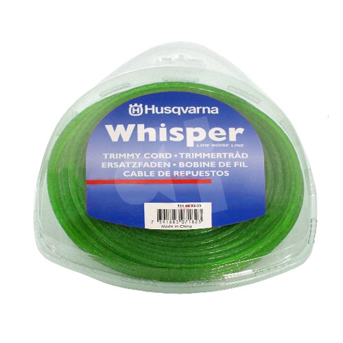 ROLLO HILO NYLON 2MM 130M WHISPER VERDE